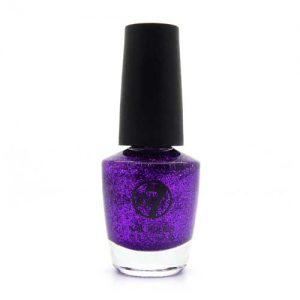 W7 Nagellak #004 - Purple Dazzle