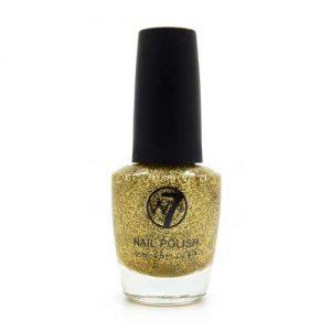 W7 Nagellak #006 - Gold Dazzle