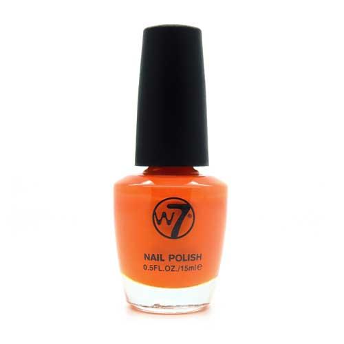 W7 Nagellak #011 - Orange Cream