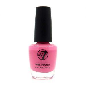 W7 Nagellak #020 - Barbie Pink