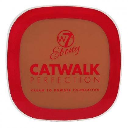 W7 Catwalk Perfection Foundation Ebony