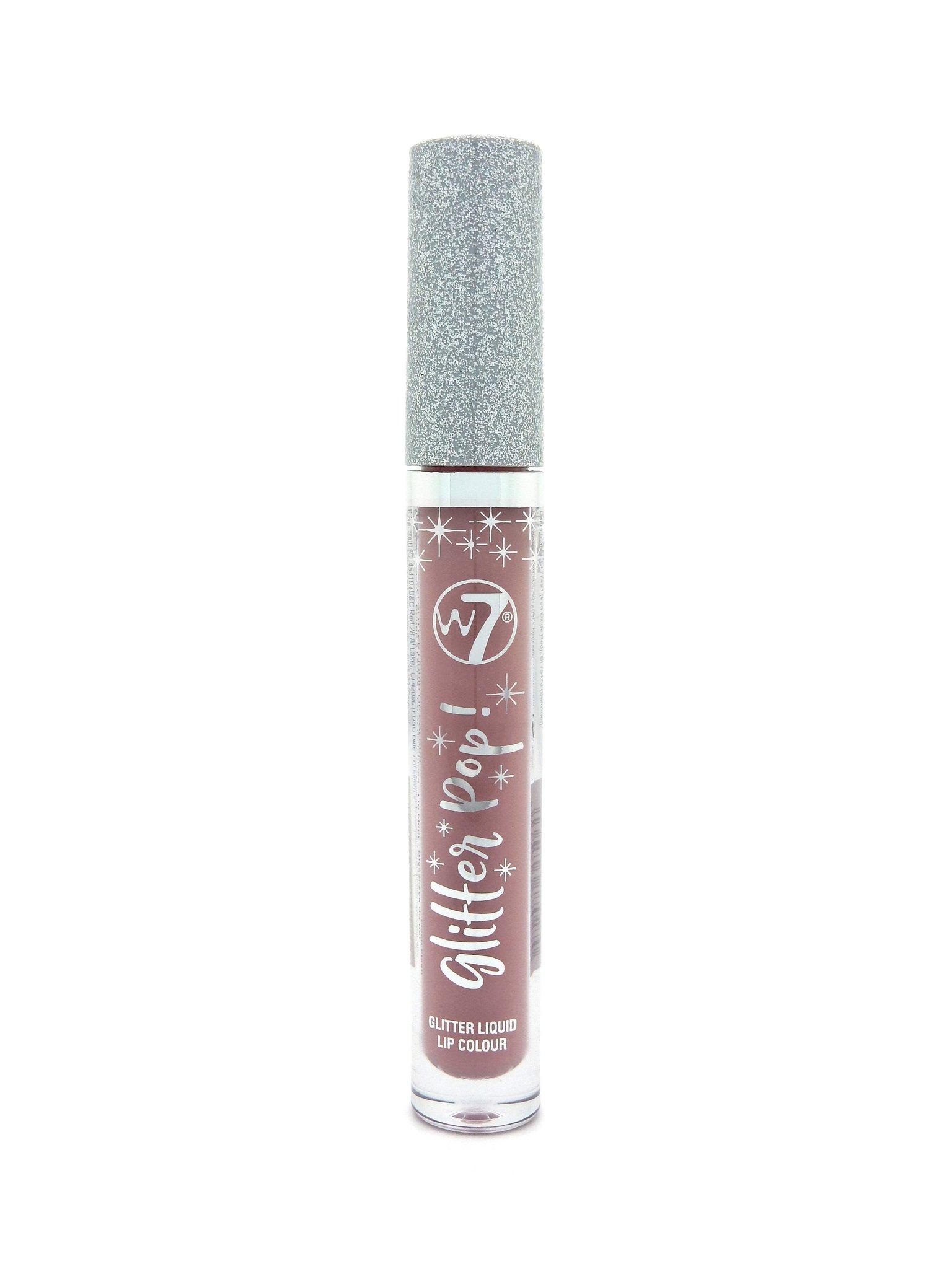 W7 Glitter Pop lipgloss Bare Blitz