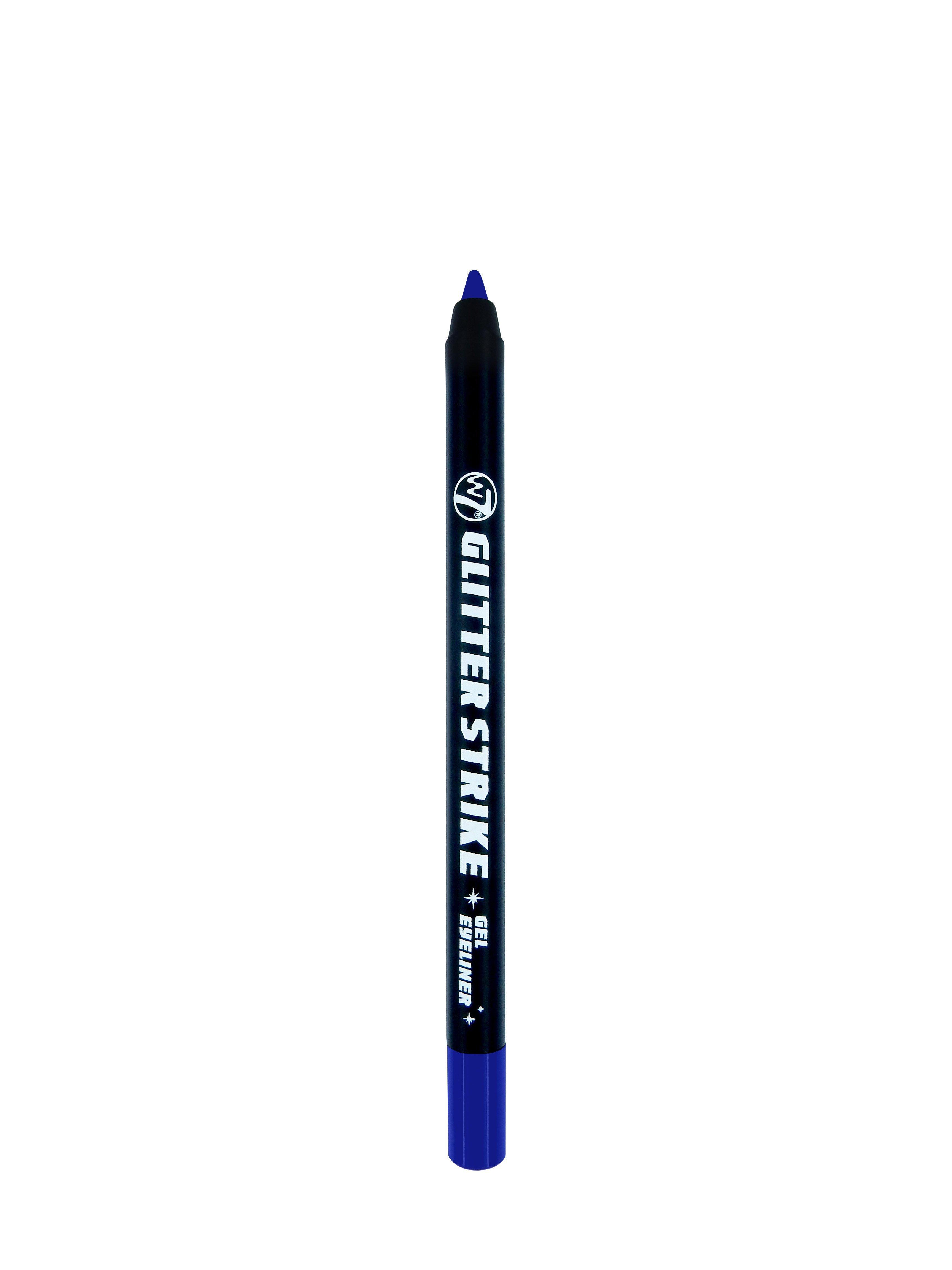 W7 Glitter Strike - Banging Blue