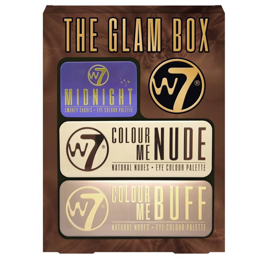 W7 Glam box Giftset
