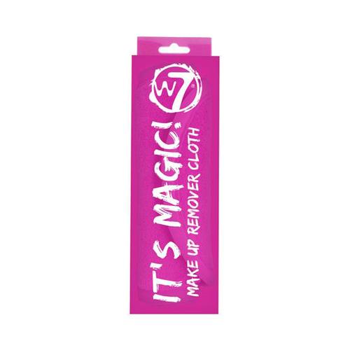W7 It's magic make up remover cloth