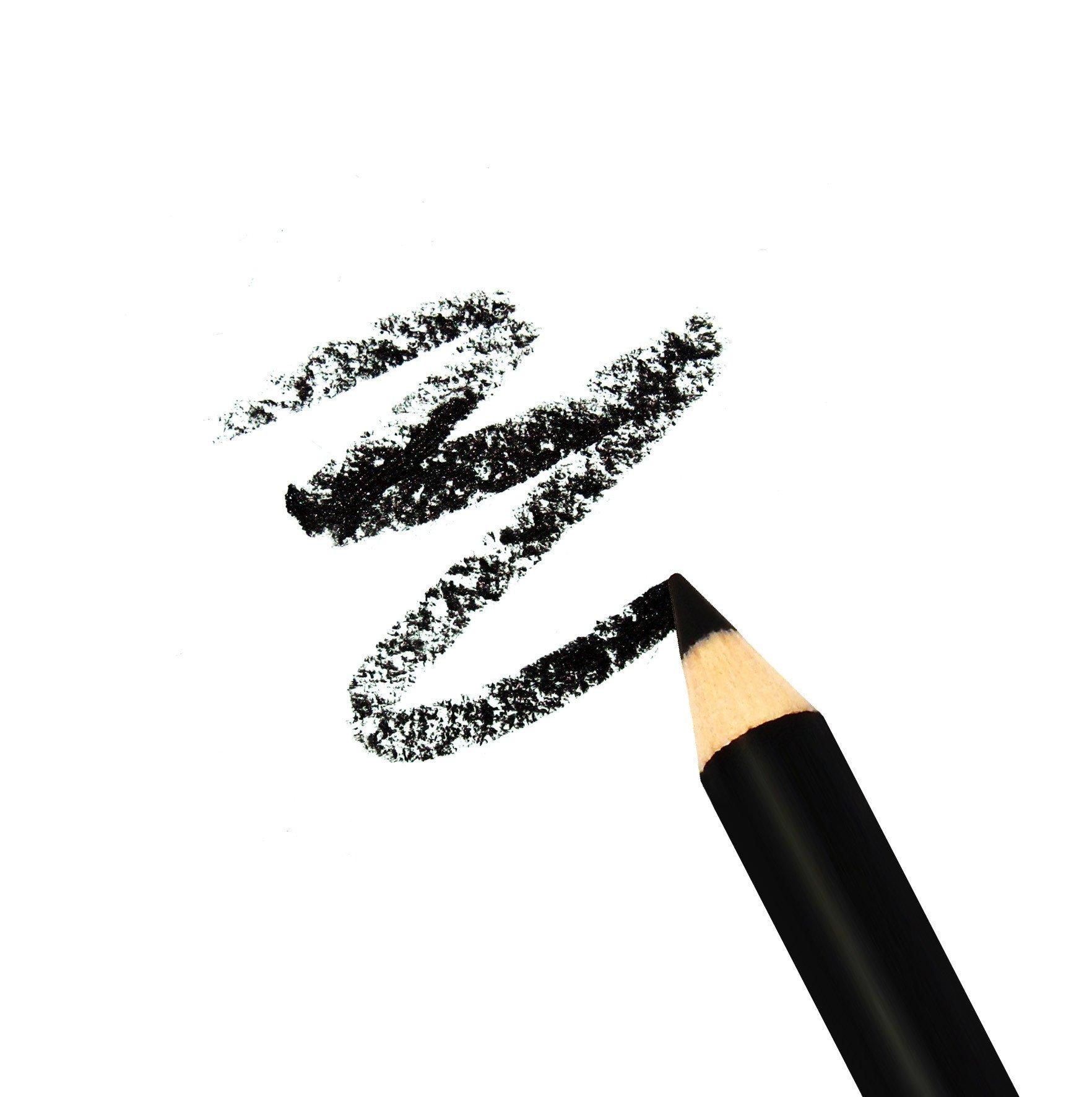 W7 King Kohl Black Pencil