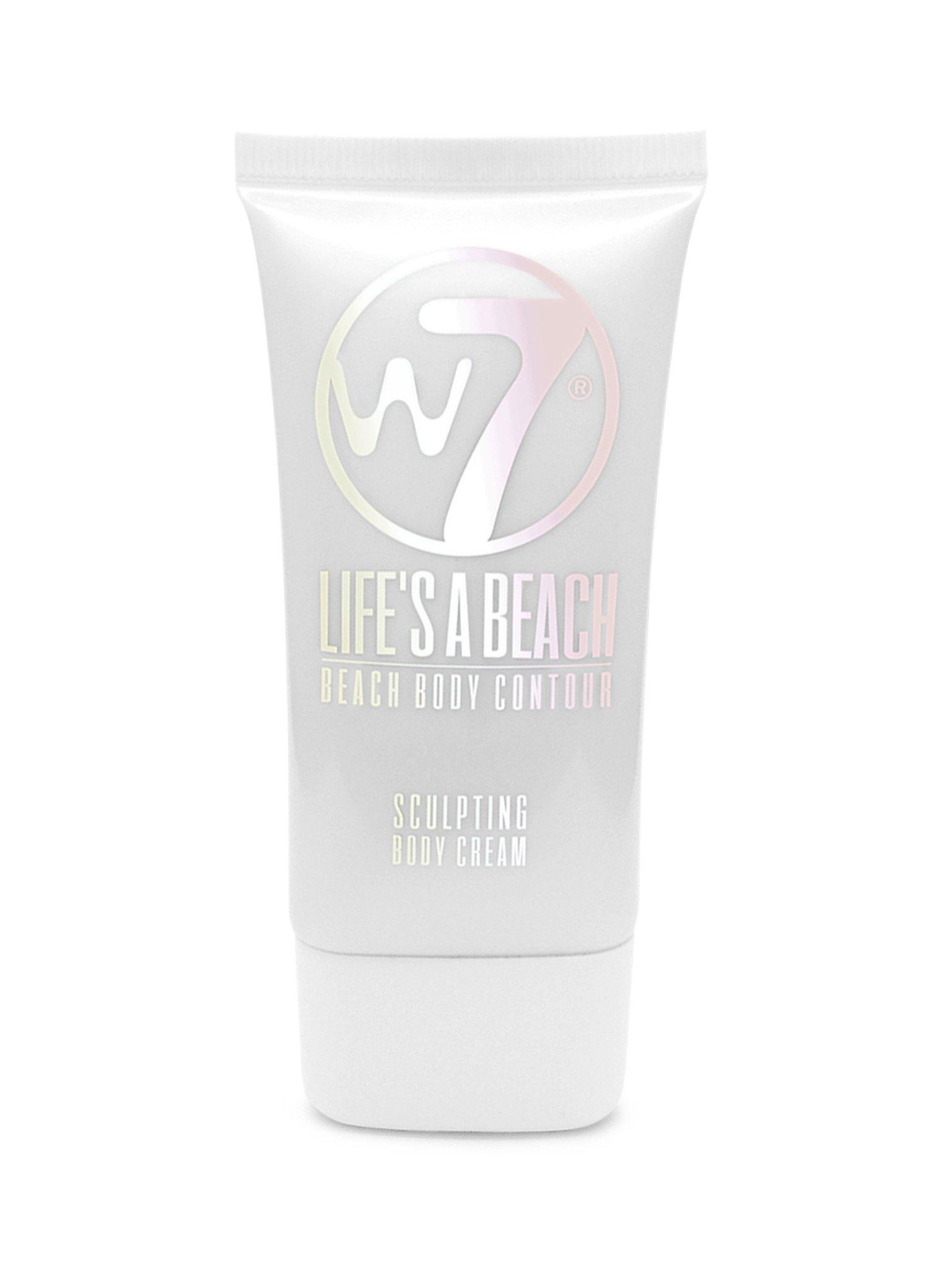 W7 Life's a Beach Body Sculpting Cream - Party Princess Pearl