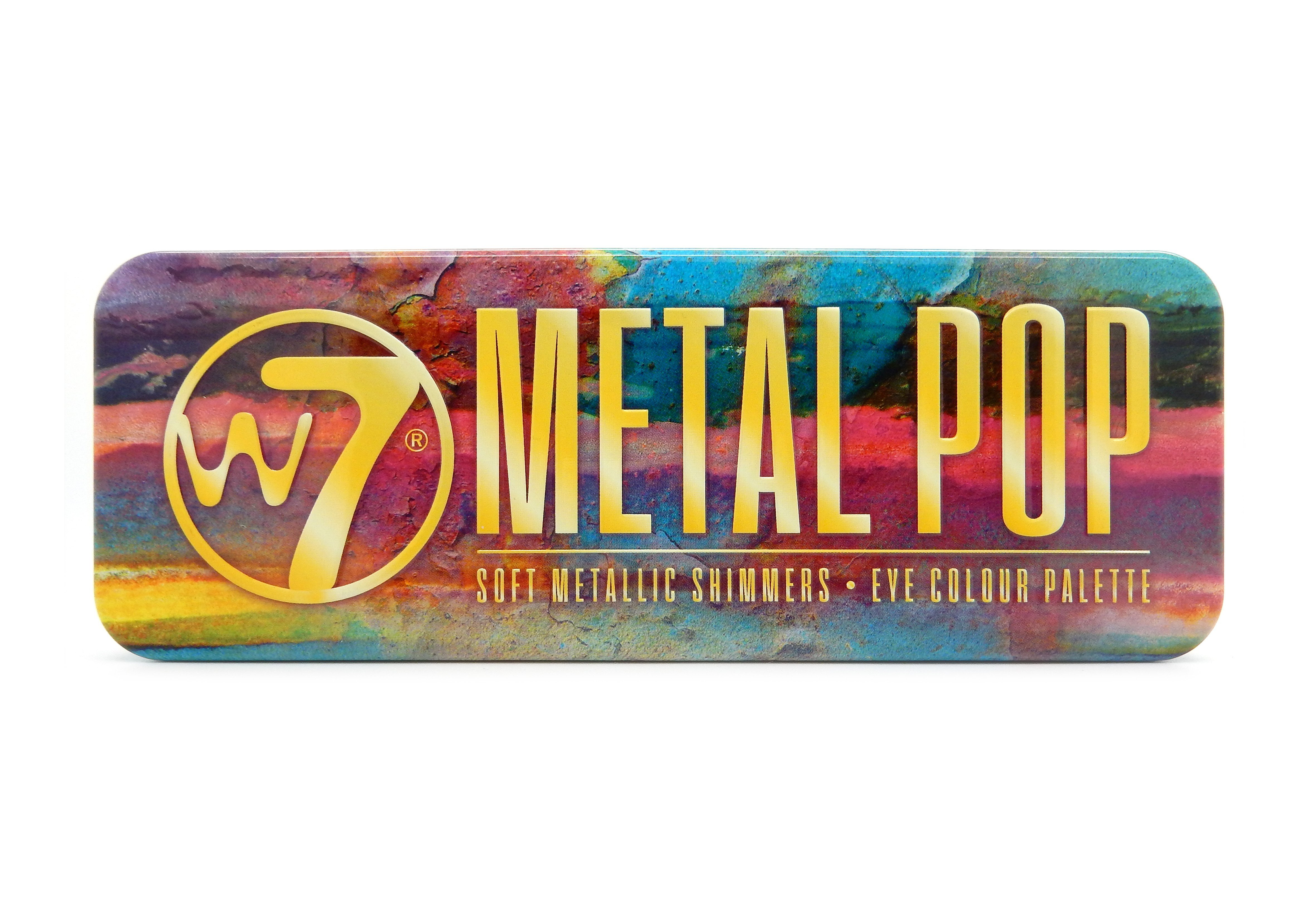 W7 Metal Pop Eyeshadow