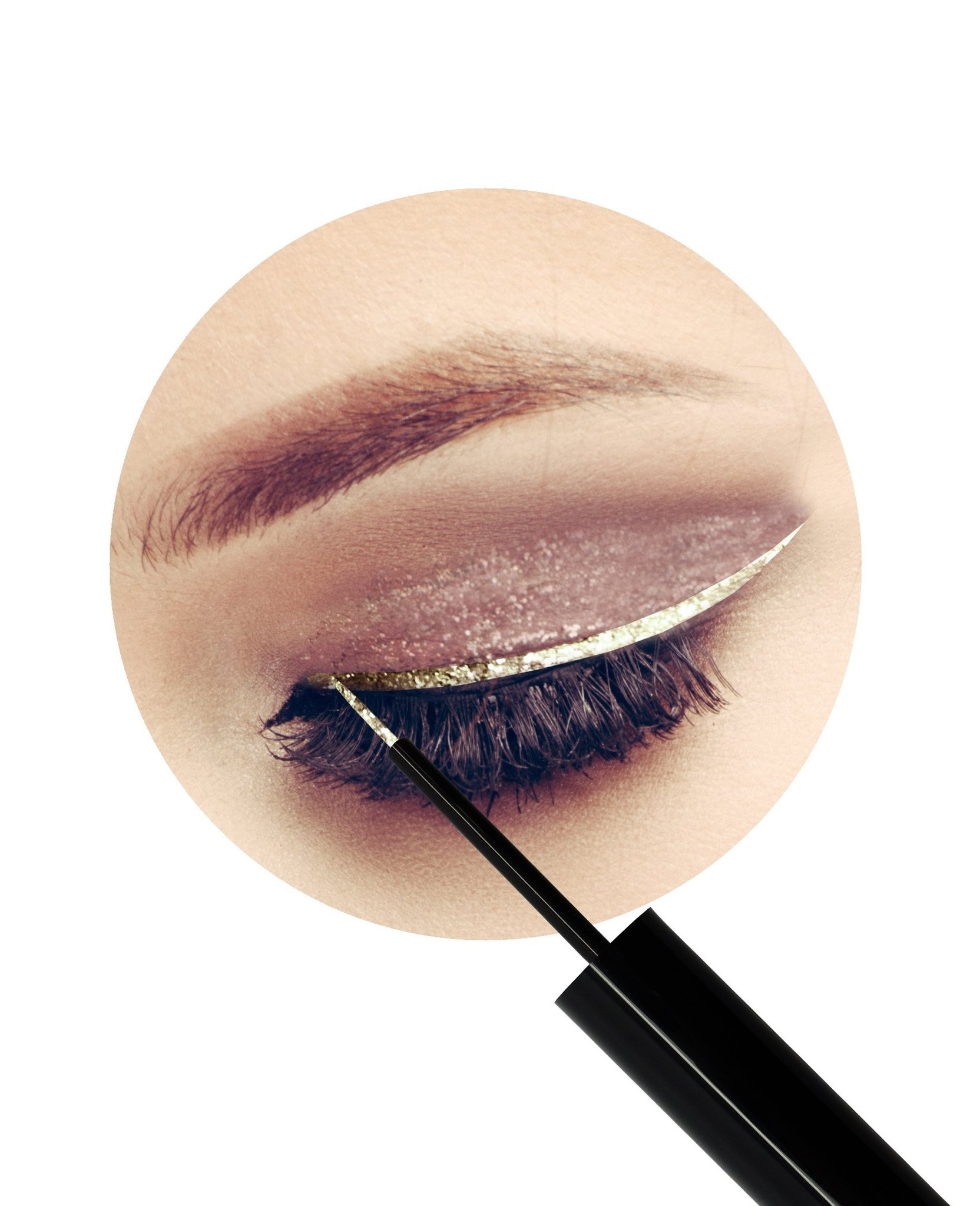 W7 Petal to the metal liquid eyeliner Outrageous Orchid [CLONE]