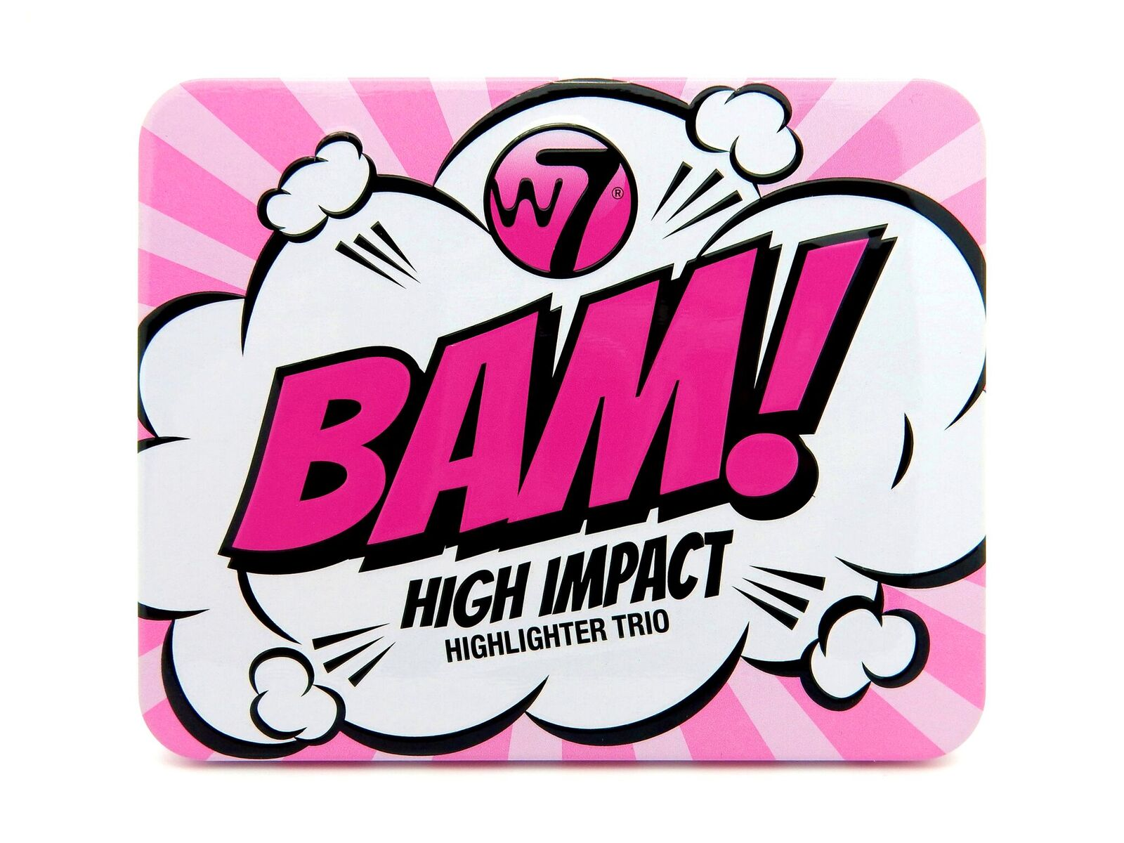 W7 Bam! Highlighter Trio Set