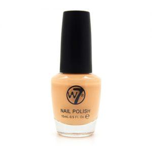W7 Nagellak #068 - Sheer Peach