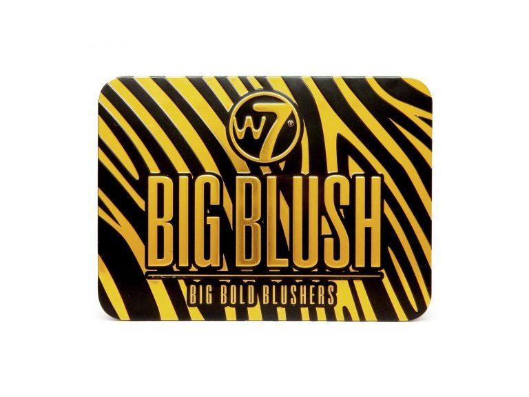 W7 Big blush blushers