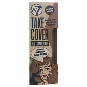 W7 Take Cover Root Camouflage Pen - Medium Brown