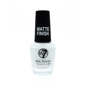 W7 Nagellak #148 - Matte White