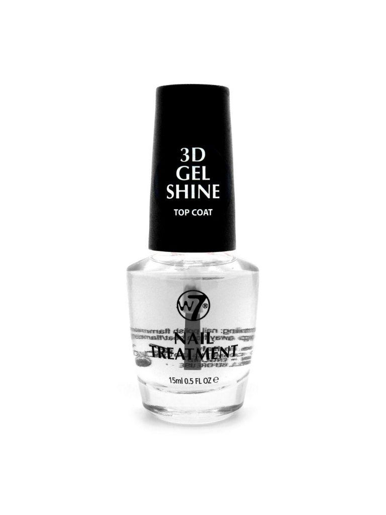 W7 3D Gel Shine Top Coat
