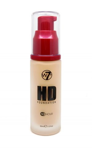 W7 HD foundation - Natural Beige [CLONE]