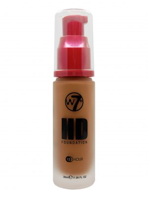 W7 HD Foundation - Caramel