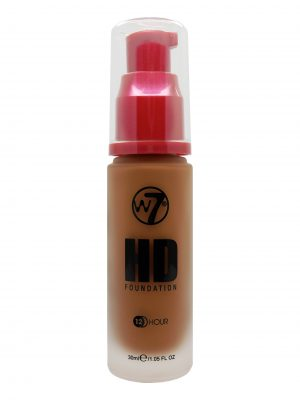 W7 HD Foundation - Hazelnut