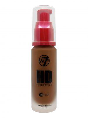W7 HD Foundation - Hot Chocolate