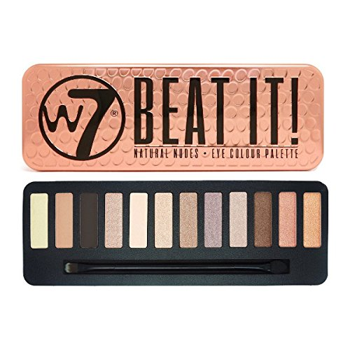 W7 Beat It! Oogschaduw Palette
